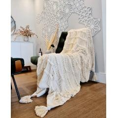 Manta para sofá Clay