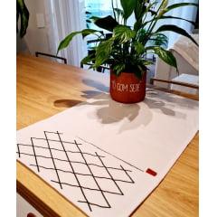 Kit Panos de Prato Geometrico